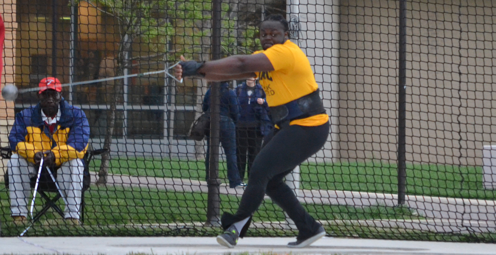 UMBC Track and Field Makes Short Trip for Two-Day Morgan State Legacy Meet; Distance Runners Head to New Jersey for Larry Ellis Invitational