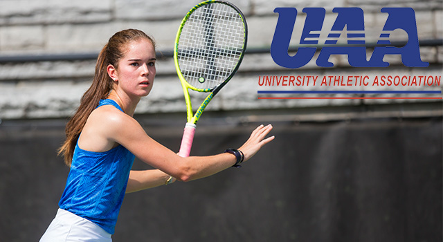 UAA Announces 2018 Women's Tennis Championship All-Tournament Team; Ysabel Gonzalez-Rico of Emory Named Most Valuable Player
