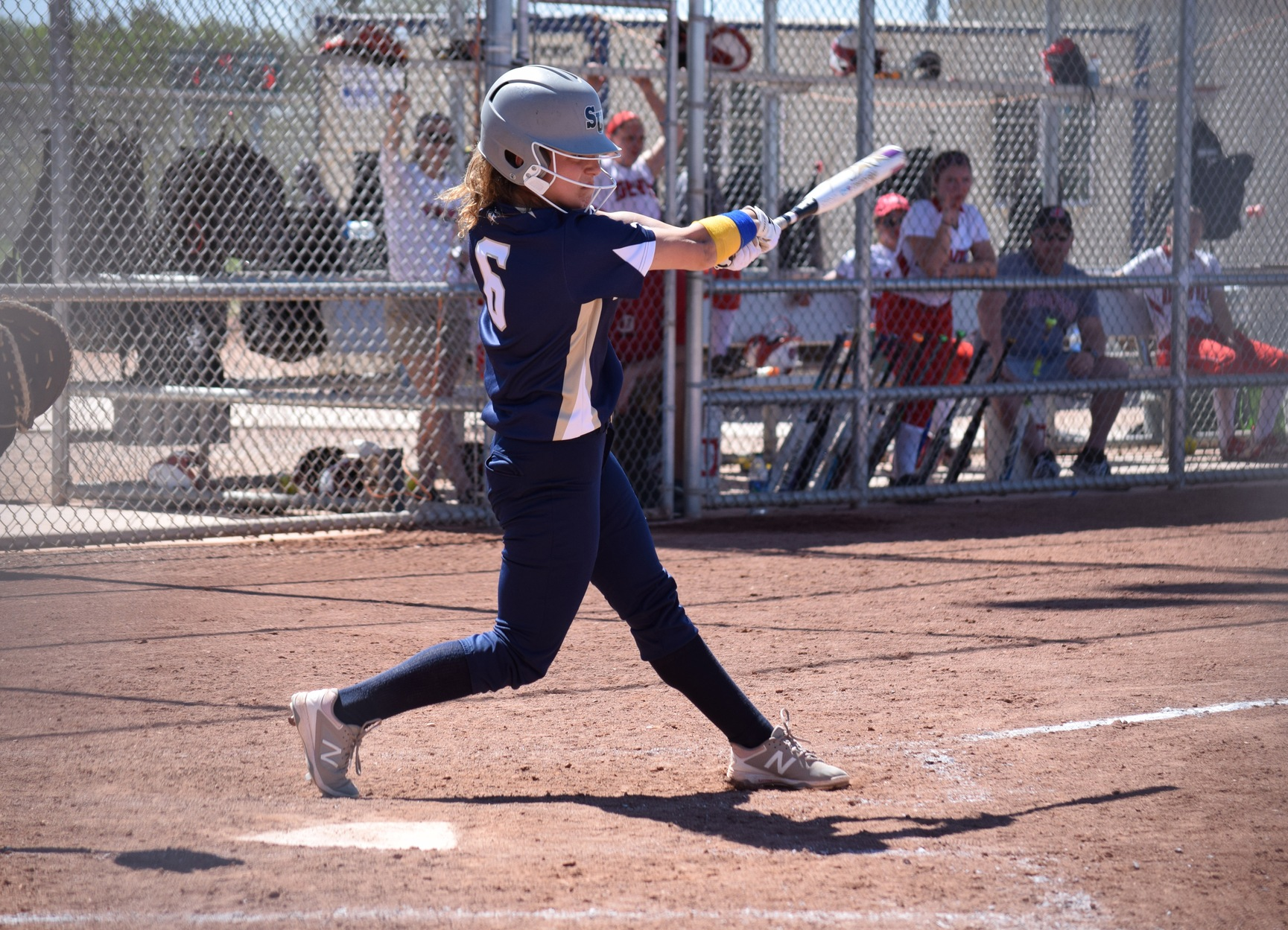 Flint's Walk-Off Propels Softball Over Curry in Game 2