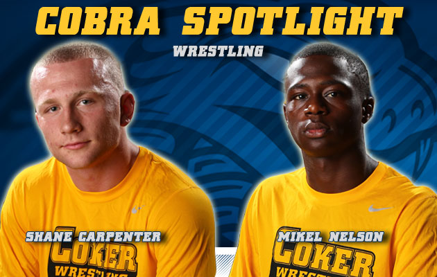 Cobra Spotlight- Shane Carpenter & Mikel Nelson, Wrestling