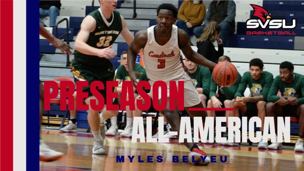 Myles Belyeu Named Basketball Times Preseason All-American