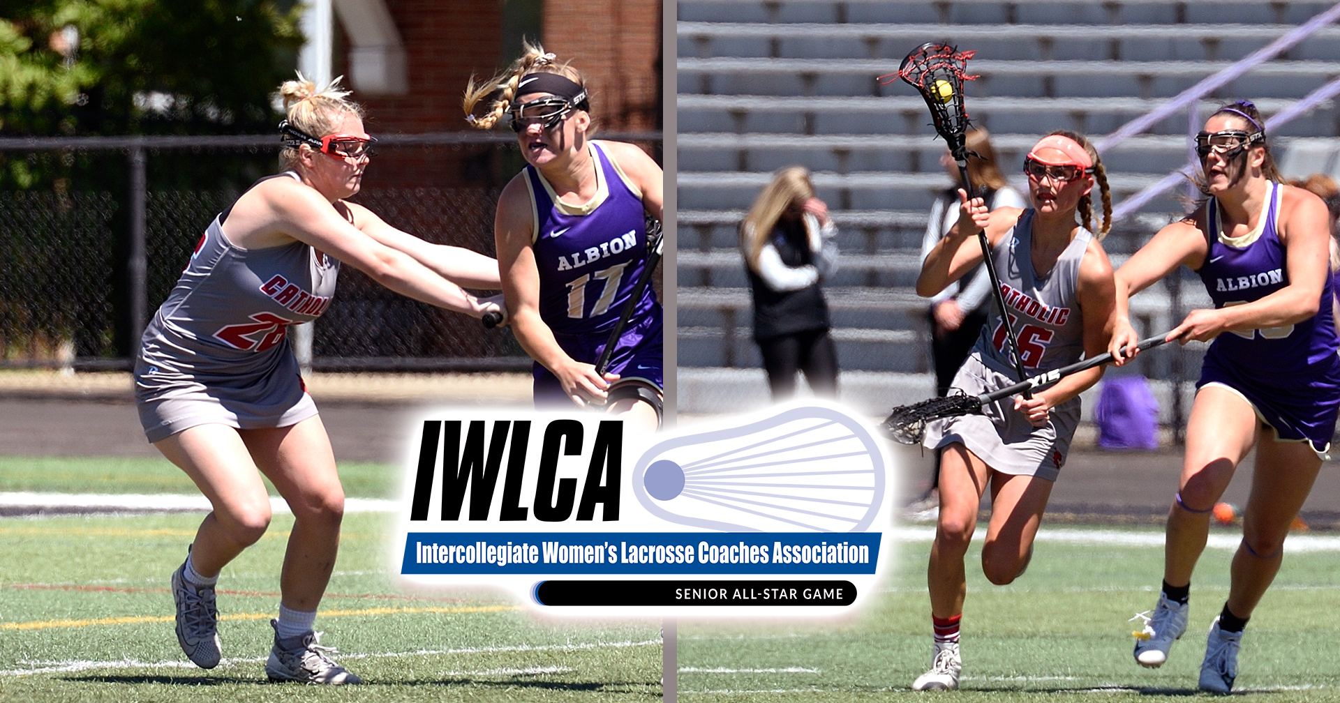 Lyons, Dugan Chosen to 2019 IWLCA Senior All-Star Game