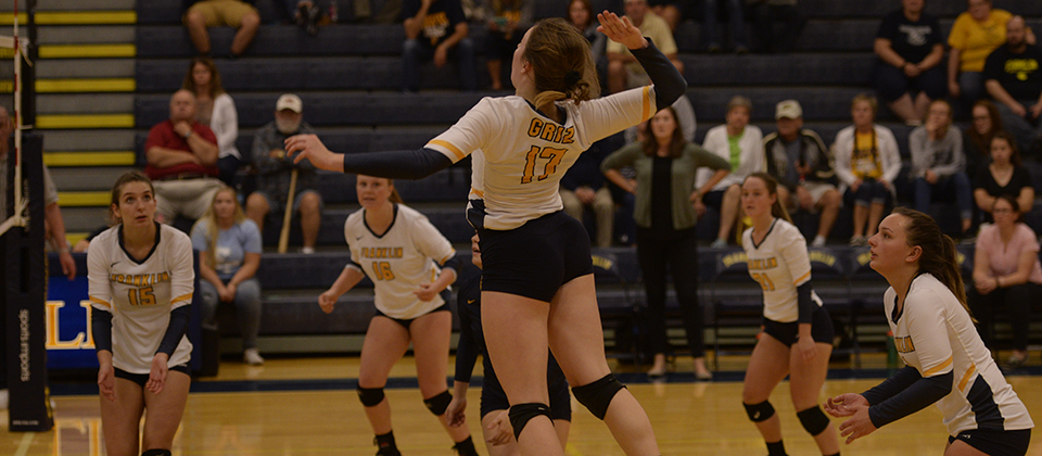 RECAP | Grizzlies Sweep Anderson, Fall to Alma in Saturday Home Tri-Match