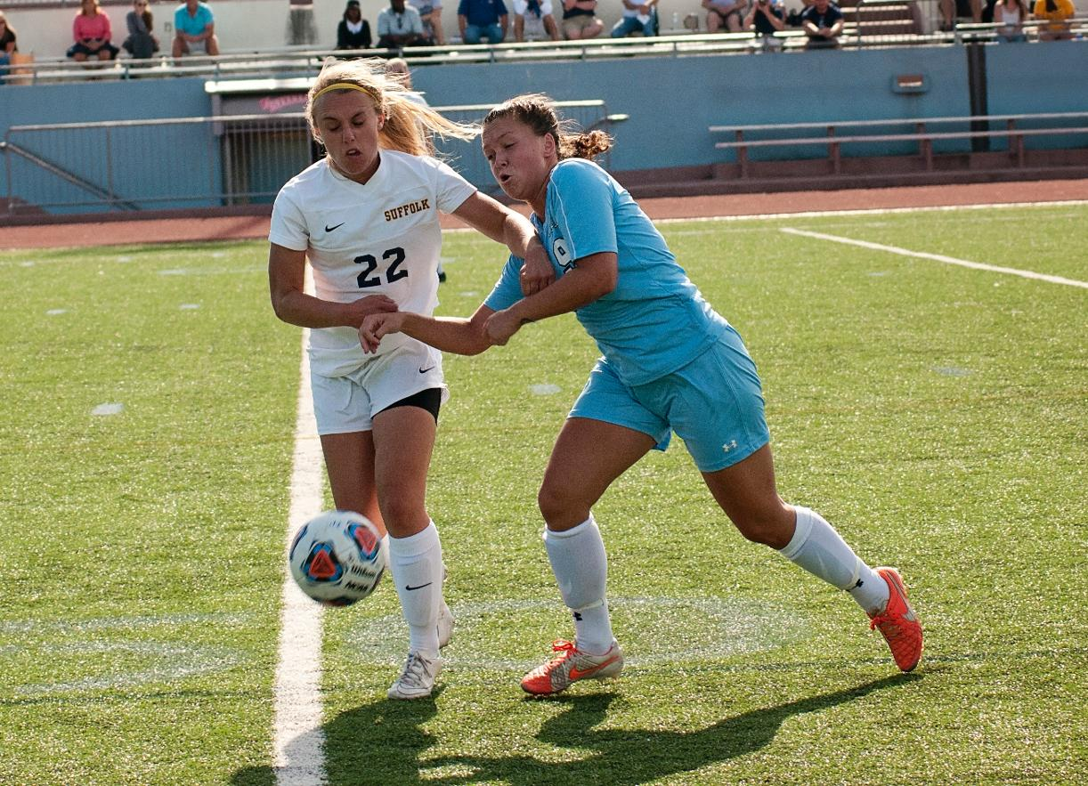 Women's Soccer Readies for Wednesday Tilt at Albertus Magnus