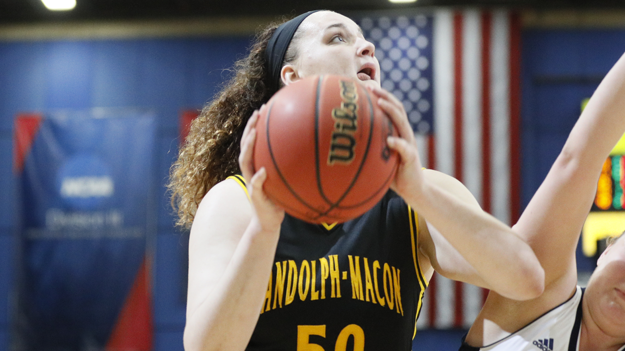 Kelly Williams already owned the ODAC's single-season rebounding record enter Friday evening, but she added the single-season points (715) record after notching 17 points to go with 17 rebounds in a 67-56 win over Valley Forge.
