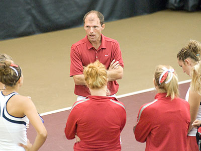 Tennis Coach Alex Palladino To Leave FSU