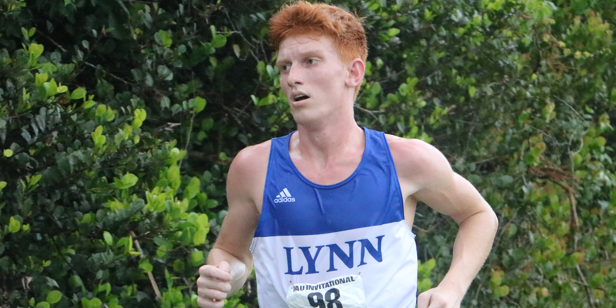 Men's Cross Country PR's Lead to 17th Place Finish in Charlotte