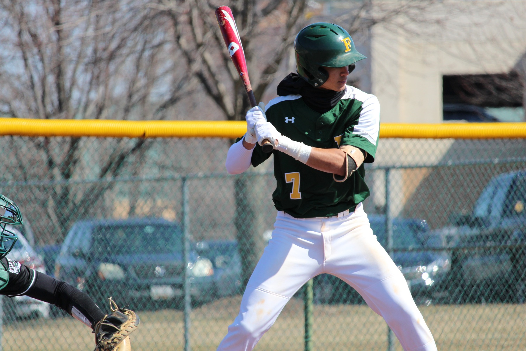 No. 17 Baseball Suffers First Loss of Season in 5-2 Setback to Pioneers