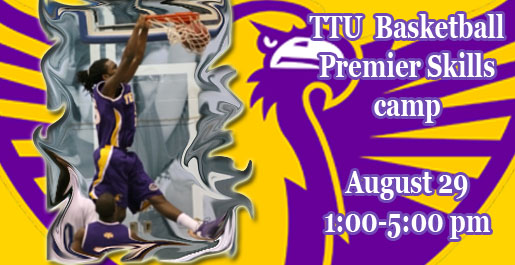 Men's basketball to host Premier Skills Camp