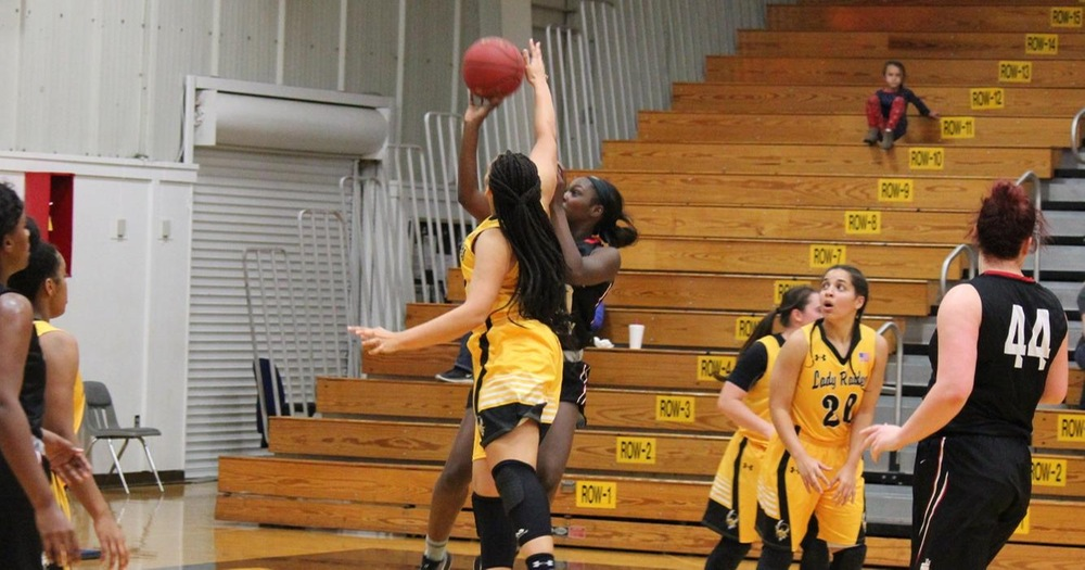 Lady Raiders roll past Vikings
