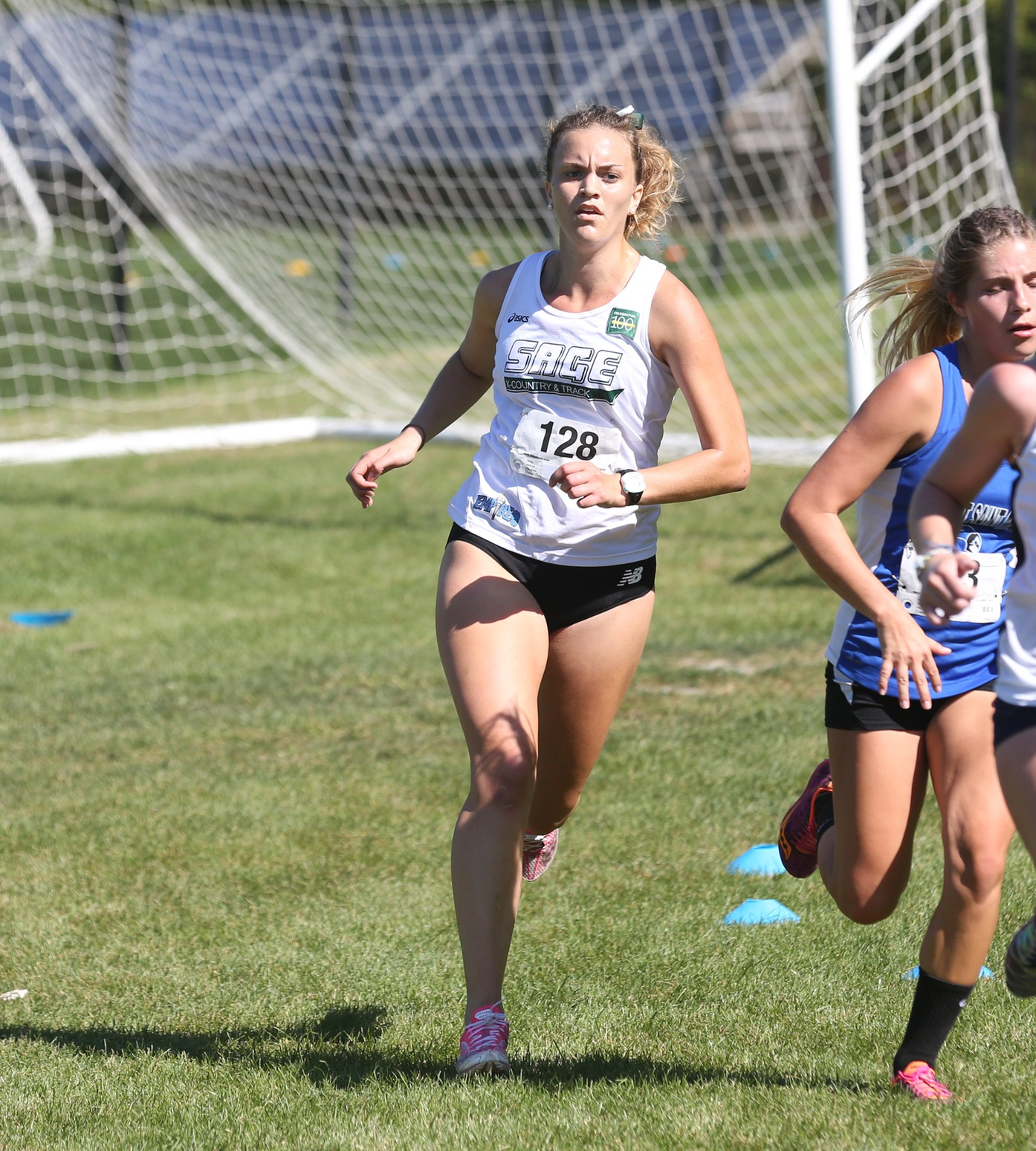 Sagan Leggett Leads Gators to a Sixth Place Finish at Bard Invitational