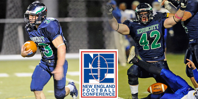 Eagan and Lane make NEFC Honor Roll