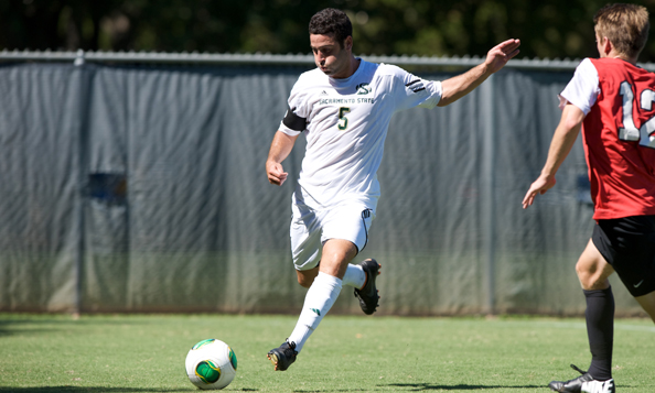 MEN'S SOCCER HEADS SOUTH FOR CHALLENGING WEST COAST WEEKEND