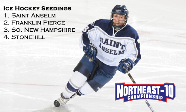 Saint Anselm Ice Hockey Nails Down Top Seed in Northeast ...