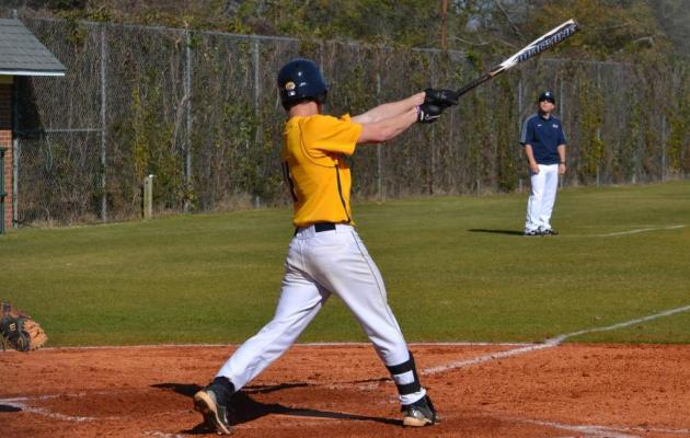 Coker Falls to No. 4 Mount Olive