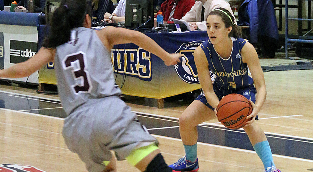 WBB | Voyageurs Suffer 68-47 Loss at the Hands of the Lancers
