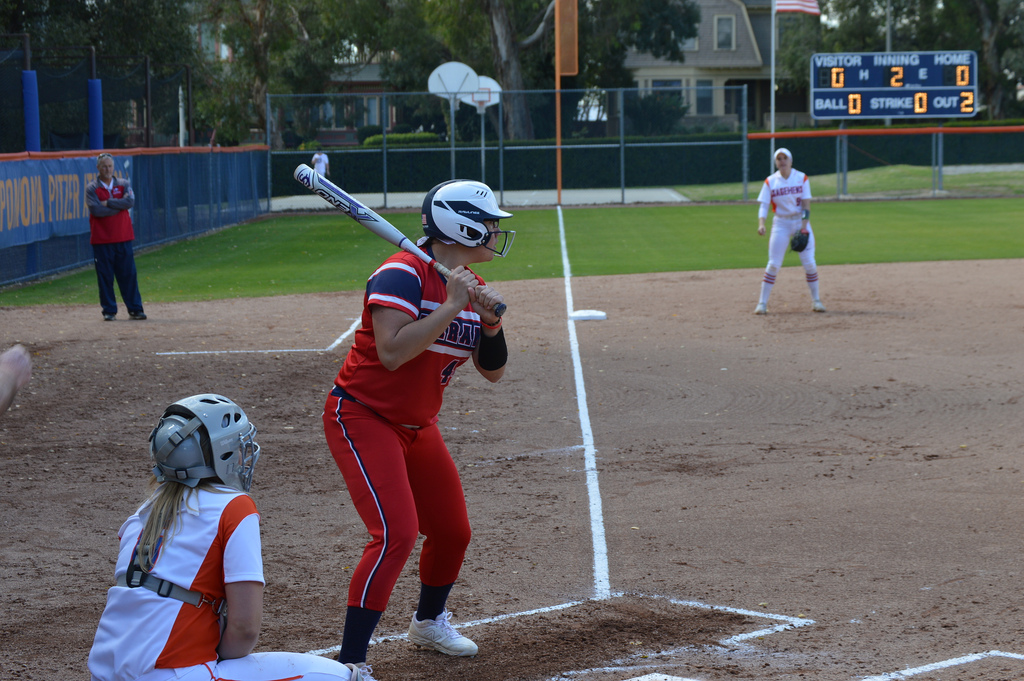 Terrier Softball Drops Two to Denison