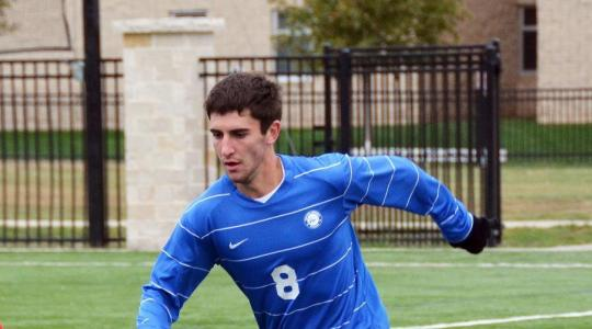 1-0 win over WLC sets up second place match for CUW men's soccer