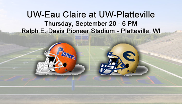 Football Preview: UW-Eau Claire at #16 UW-Platteville