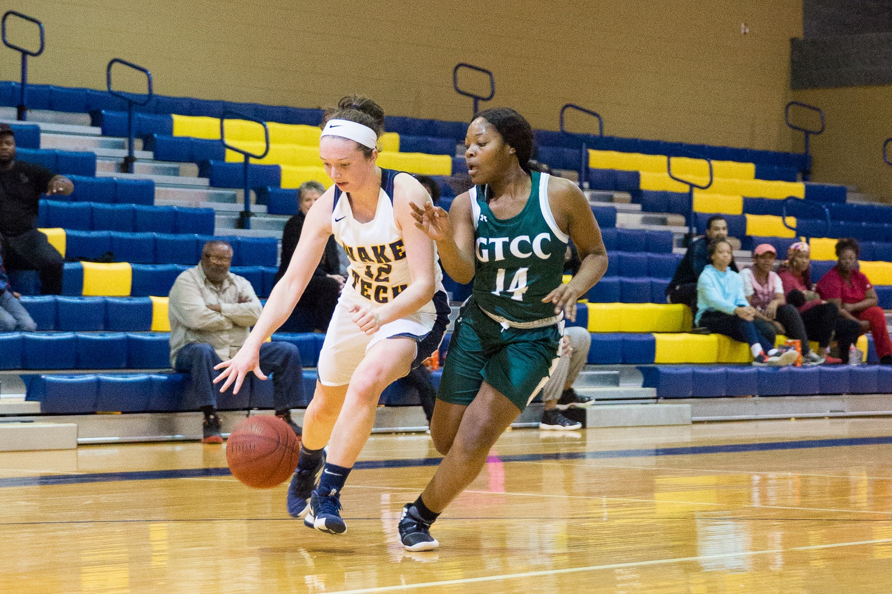 WBB: Eagles Come Up Short