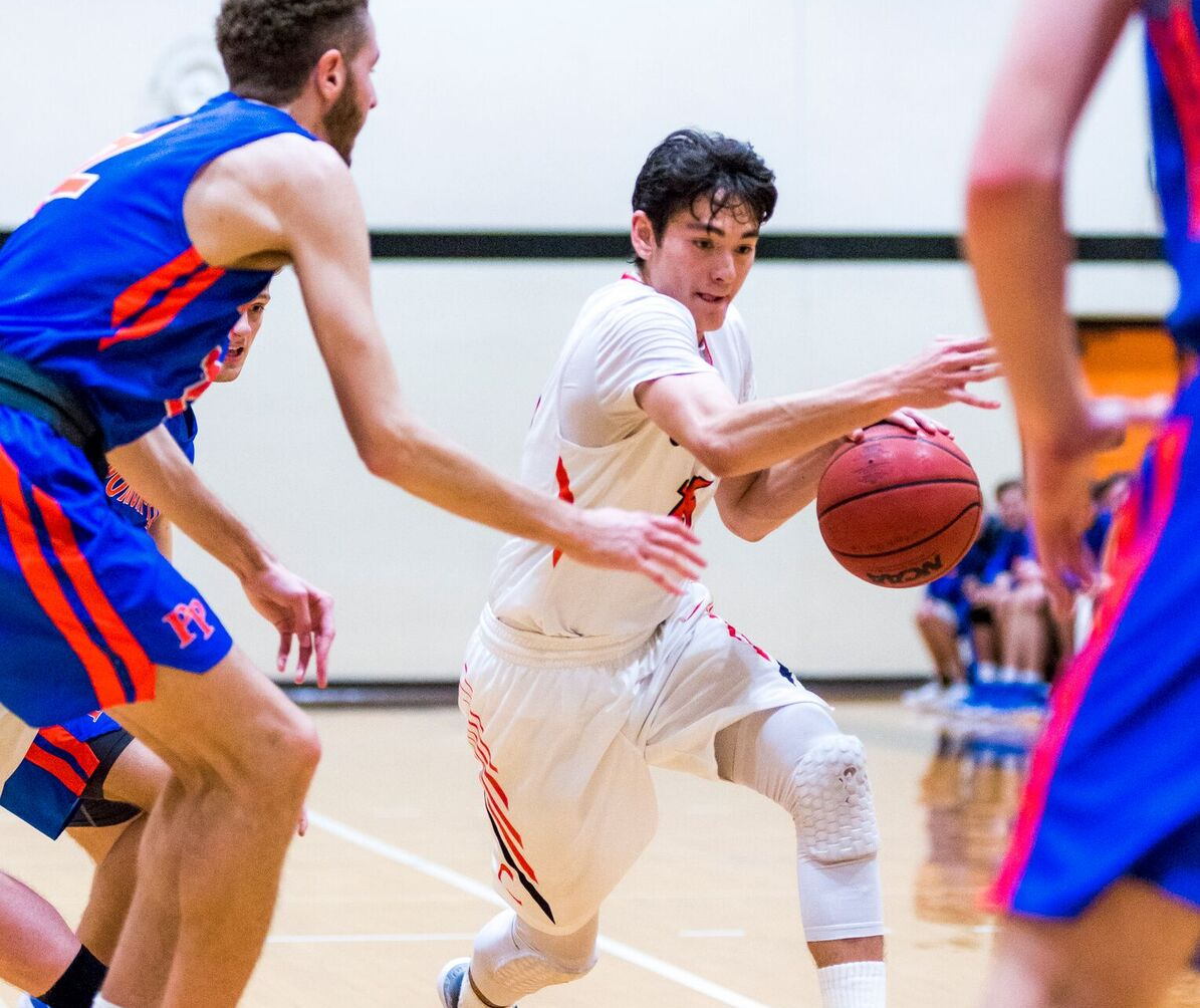 Men's Basketball Inches Away From Historic Cal Lutheran Comeback