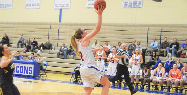 Women's Basketball grinds out season-opening win over Beloit