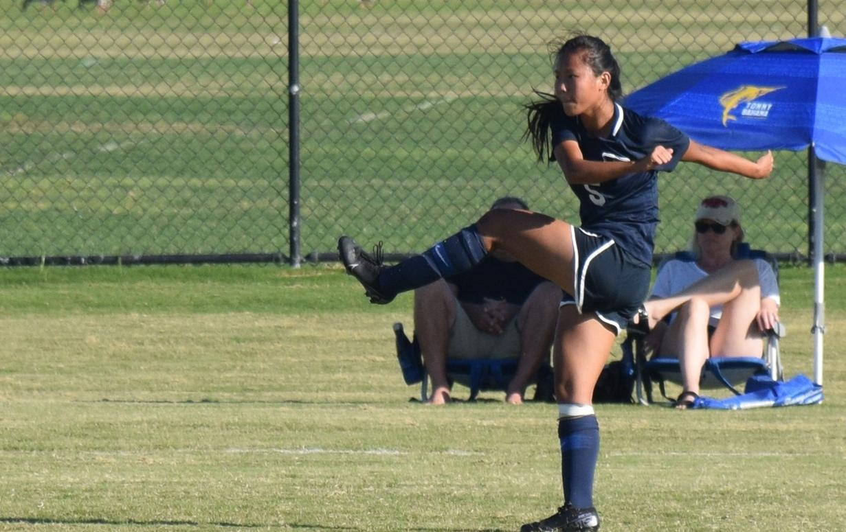 Women's soccer team gets beat, 4-2, by Orange Coast at home