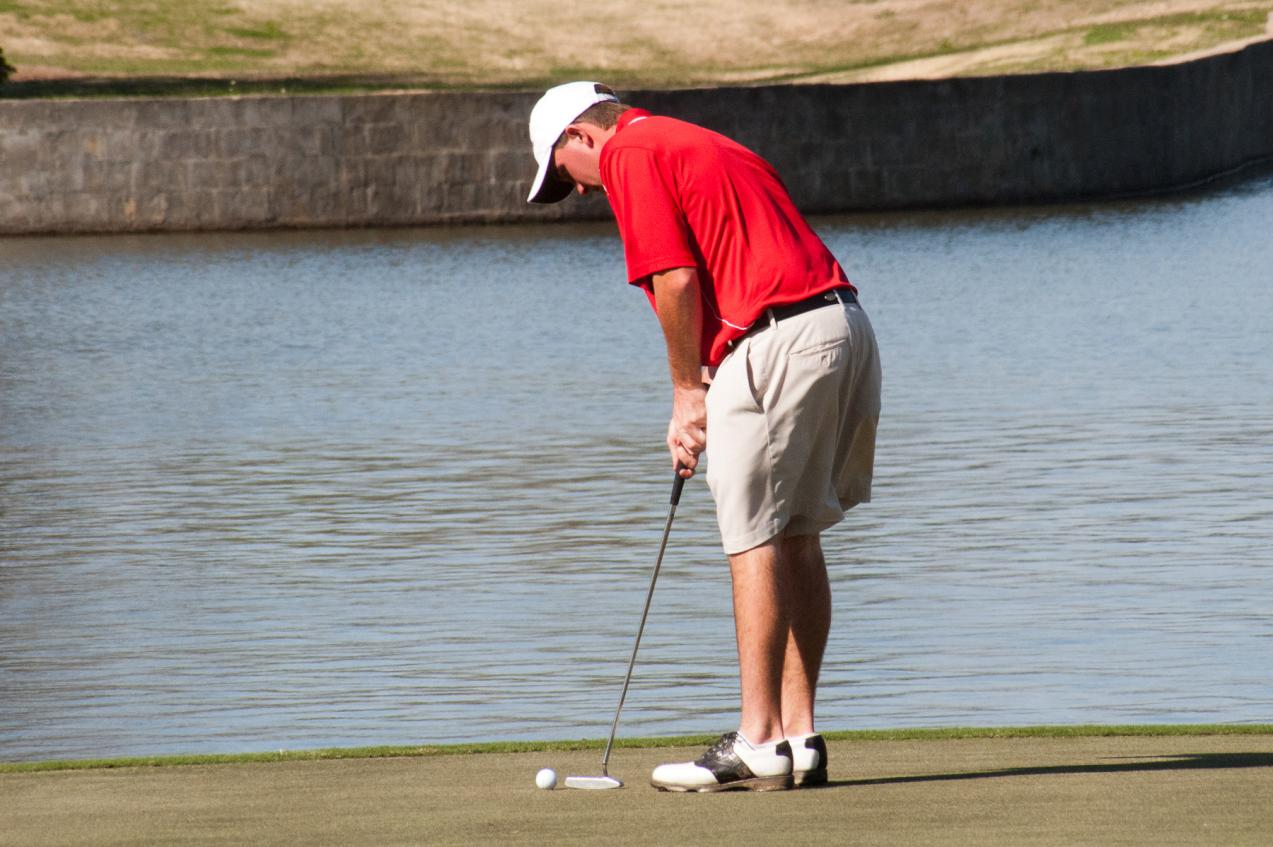 Huntingdon men's golf finishes 12th in Golfweek Fall Invitation