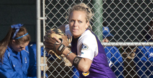 Softball drops a pair at the Phyllis Rafter Memorial Tournament