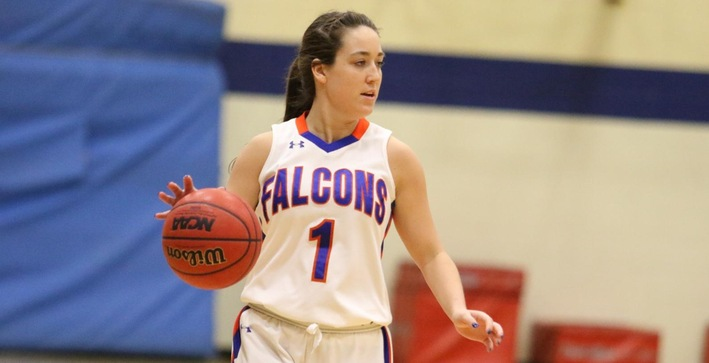 Foster scores 20, Falcons clinch NACC Tournament spot
