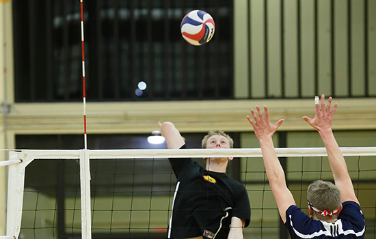 Men's Volleyball Runs Win Streak to Three