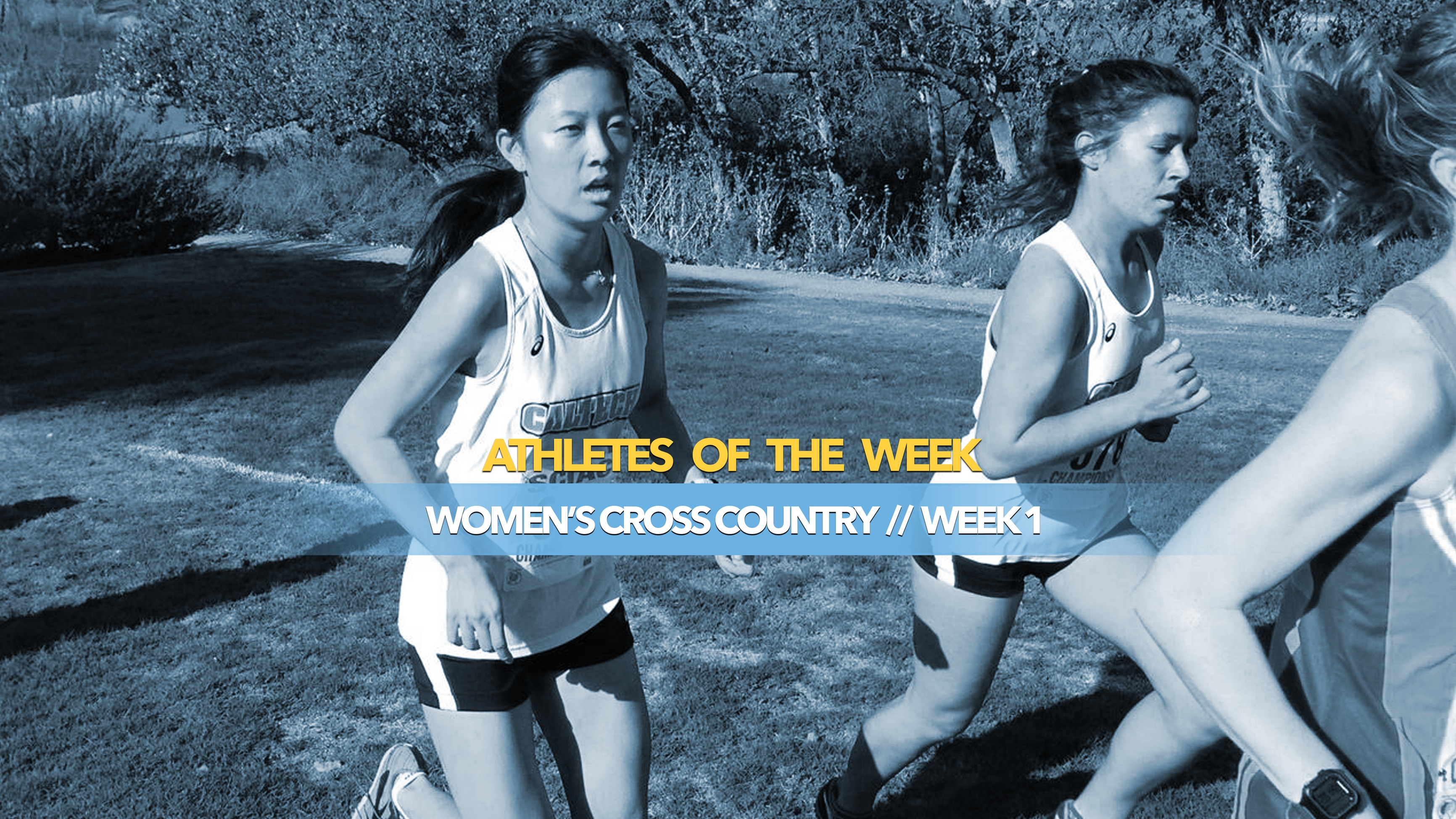 Women's Cross Country Athlete of the Week: September 2, 2019