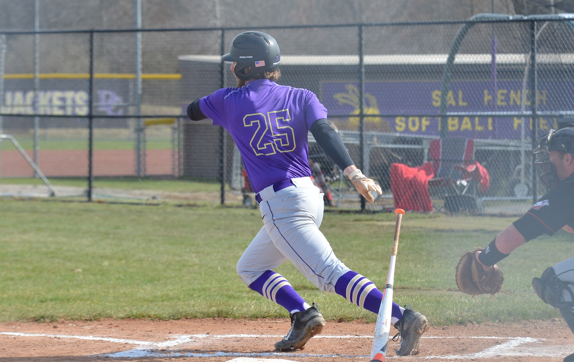 Baseball Drops Pair of Contests to St. John's (Minn.)