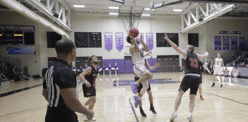 Mount Union's Nathan Bower-Malone Named D3Hoops.com All-American