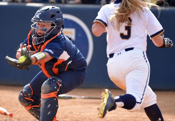 Titans Fall to No. 21 Notre Dame in Tournament Finale