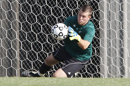 Eagles Clinch Spot In ODAC Tournament With 1-0 Victory Over Quakers
