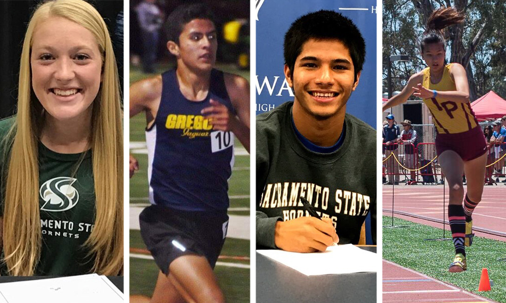 TRACK & FIELD SIGNS FOUR STUDENT-ATHLETES TO NATIONAL LETTERS OF INTENT