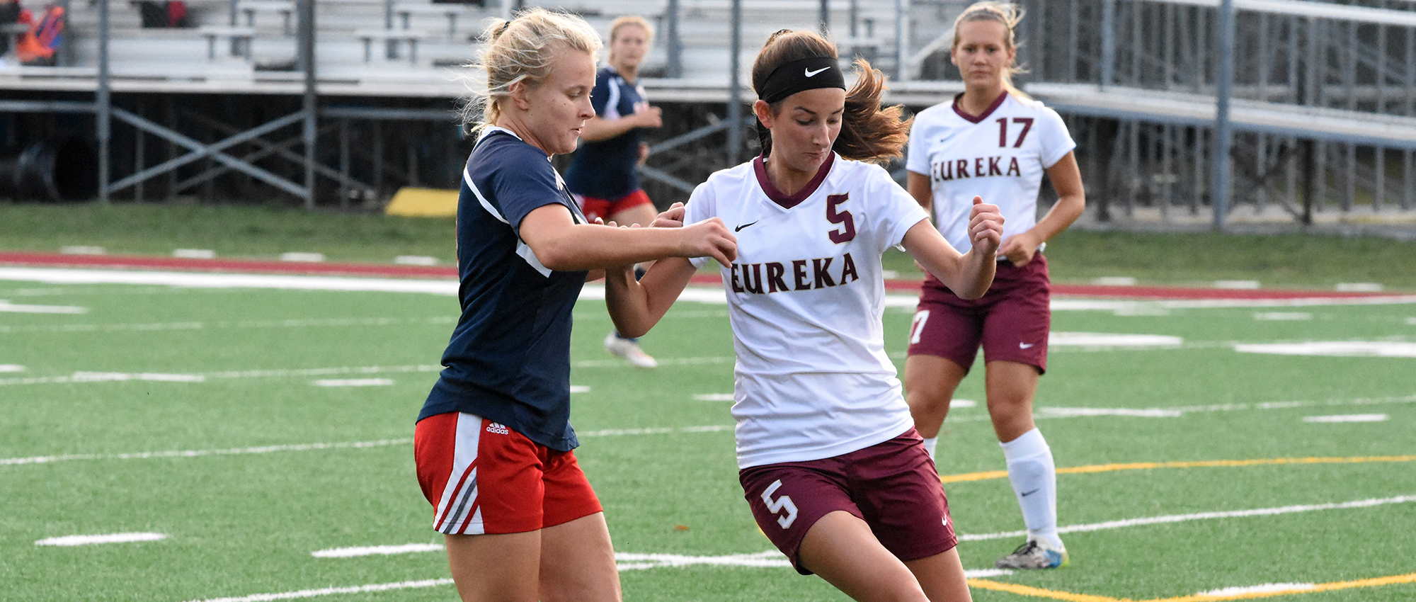 Webster Takes Down Eureka Saturday at Traister