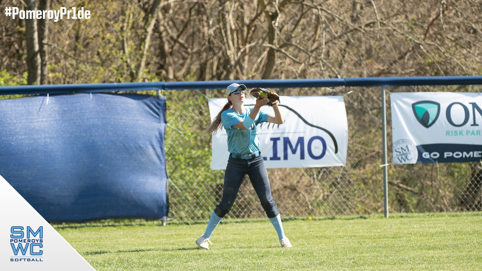 SMWC Softball Sweeps the Asbury Eagles
