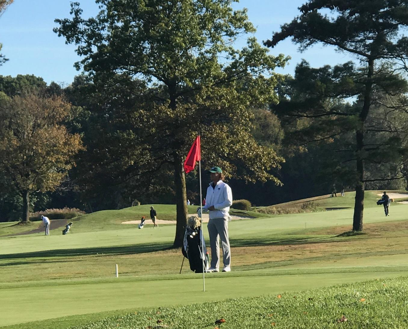 Ohio Men's Golf Tied For Ninth After Round One Of Stitch Intercollegiate