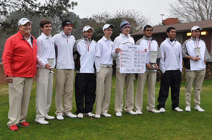 Golf: Panthers win Callaway Gardens Intercollegiate Invitational to begin Spring season