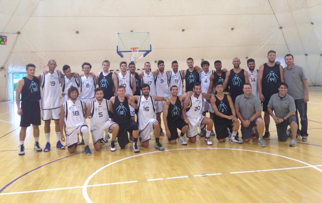 Hogue, SCIAC All-Stars Tour Italy, Face Pro Teams