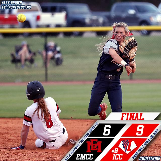No. 6 Indians earn Game 1 win over East Mississippi, 9-6