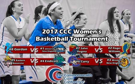 Women's Basketball Earns Sixth Seed For CCC Tournament