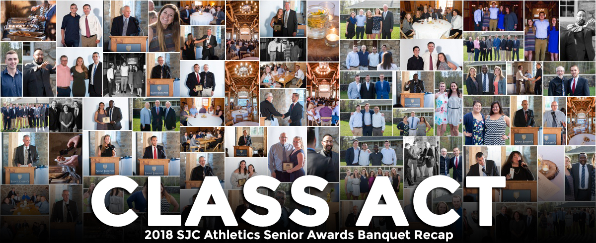 2018 Saint Joseph's College Athletics Senior Awards