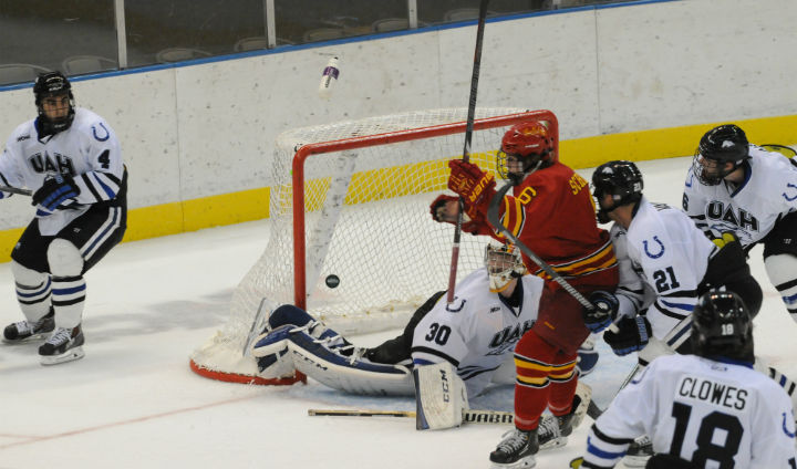 Ferris State Hockey Completes Weekend Sweep With Late Third-Period Goal