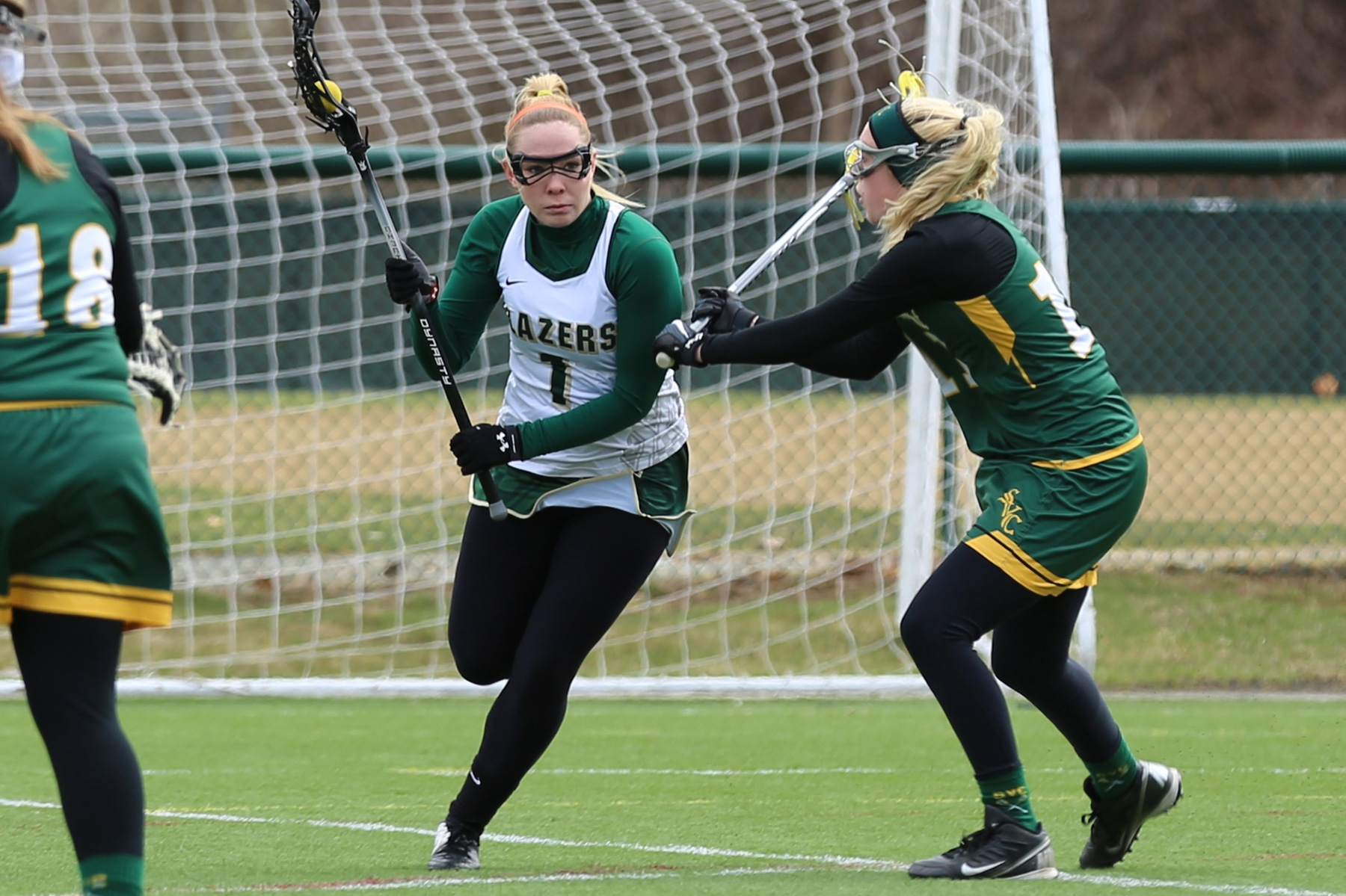 Soucia Reaches 100-Goal Milestone As Blazers Remain Unbeaten In NECC Play