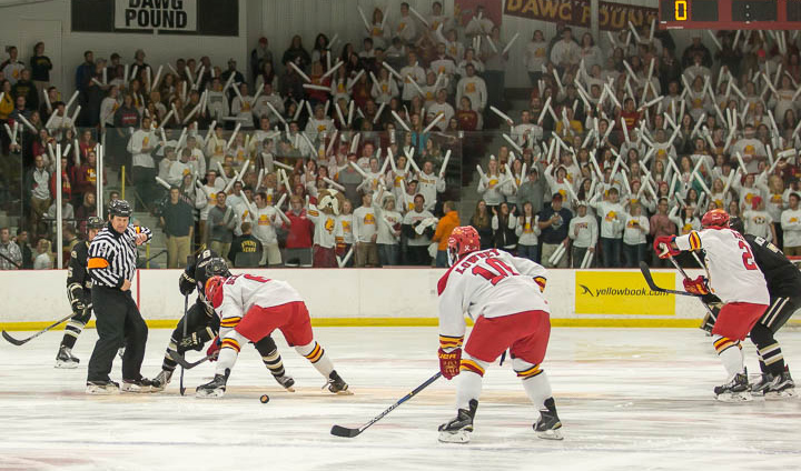 Ferris State Battles Western Michigan To Overtime Deadlock In Home Opener 6174f355458