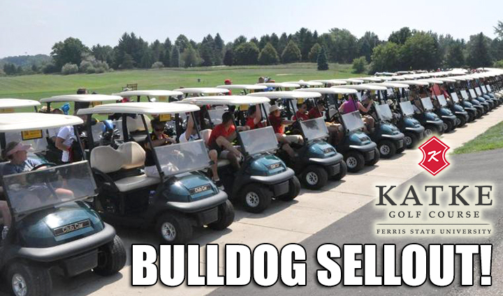Bulldog Hockey Golf Outing Officially SOLD OUT Due To High Demand!