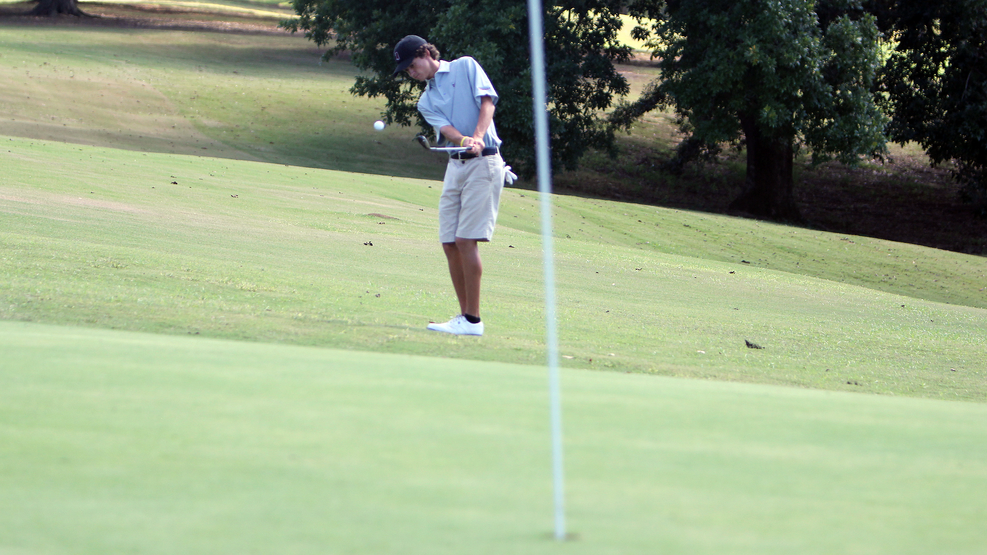 Hinds Golf Competes, Lands Several Top Finishes in District Preview Tournament